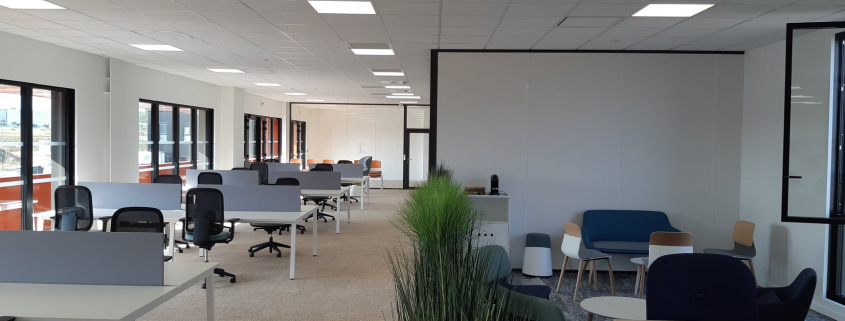 Coworking le carrouse